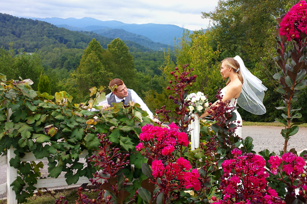 Wedding planner coordinator officiant asheville events venues