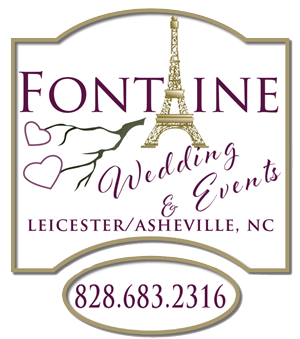 Fontaine wedding events